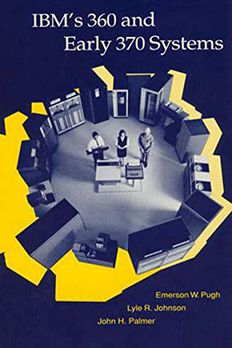 IBM's 360 and Early 370 Systems book cover