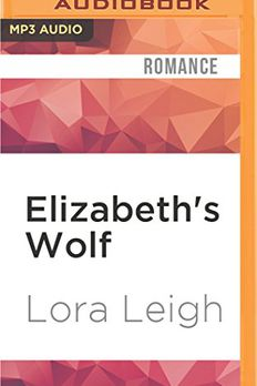 Elizabeth's Wolf book cover