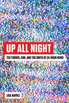Up All Night book cover