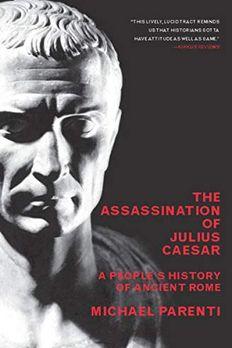 The Assassination of Julius Caesar book cover