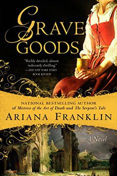 Grave Goods book cover