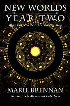 New Worlds, Year Two book cover