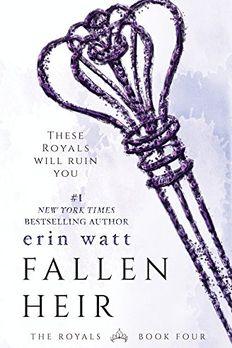 Fallen Heir book cover