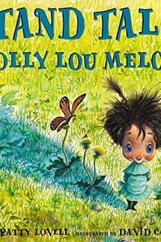 Stand Tall, Molly Lou Melon book cover