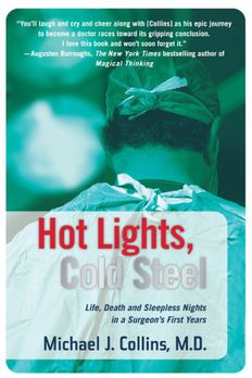 Hot Lights, Cold Steel book cover