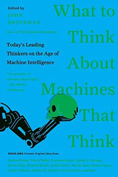 What to Think About Machines That Think book cover