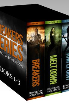 The Breakers Series #1-3 book cover