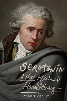 Serotonin book cover