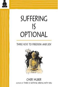 Suffering Is Optional book cover