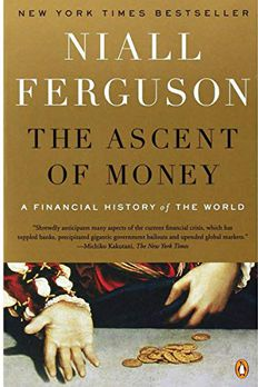 The Ascent of Money book cover