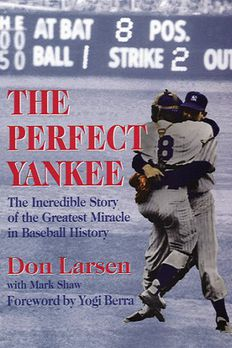 The Perfect Yankee book cover