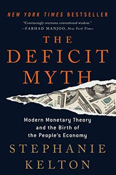 Deficit Myth book cover