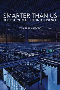 Smarter Than Us book cover