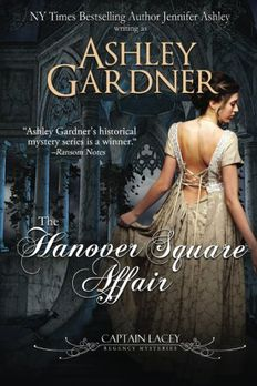 The Hanover Square Affair book cover