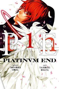 Platinum End, Vol. 1 book cover