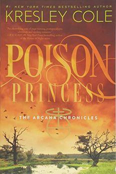 Poison Princess book cover