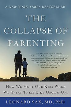 The Collapse of Parenting book cover