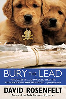 Bury the Lead book cover
