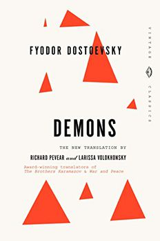 Demons book cover