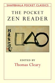 The Pocket Zen Reader book cover