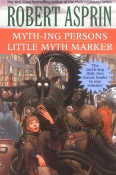 Myth-ing Persons / Little Myth Marker book cover
