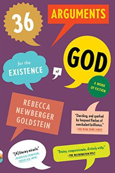 36 Arguments for the Existence of God book cover