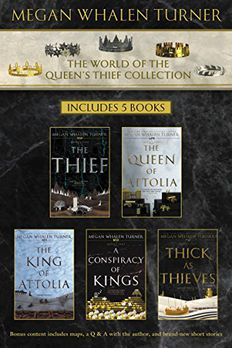 World of the Queen's Thief Collection book cover