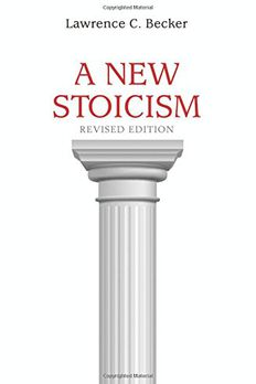 A New Stoicism book cover