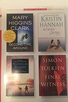 The Second Time Around / Between Sisters / The Guardian / Final Witness book cover