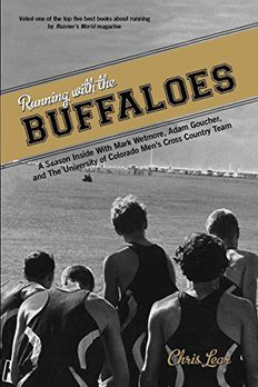 Running with the Buffaloes book cover