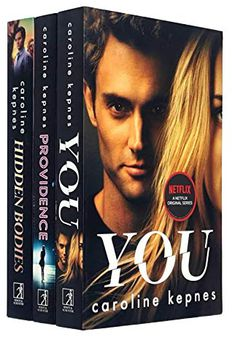 You / Hidden Bodies / Providence book cover