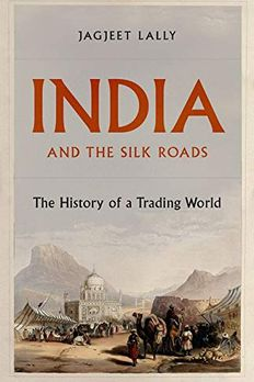 India and the Silk Roads book cover