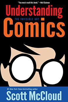 Understanding Comics book cover