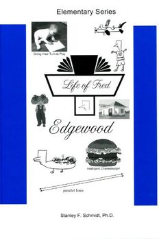 Life of Fred: Edgewood book cover