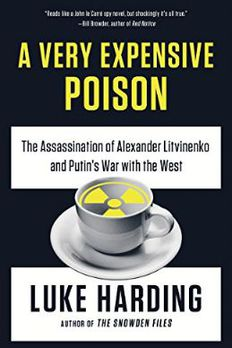 A Very Expensive Poison book cover