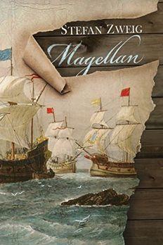 Magellan book cover