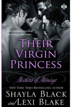Their Virgin Princess book cover