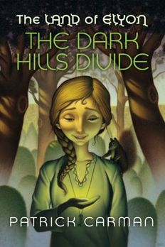 The Land of Elyon #1 The Dark Hills Divide book cover