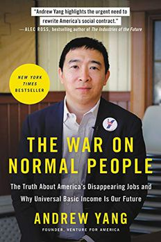 The War on Normal People book cover