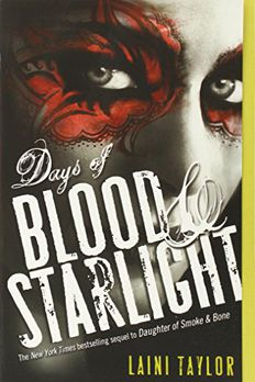 Days of Blood & Starlight book cover