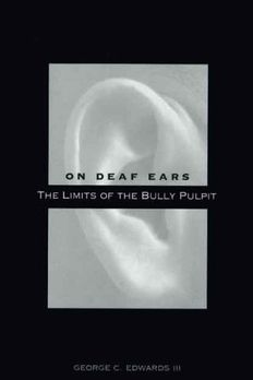 On Deaf Ears book cover