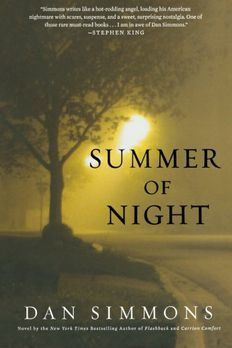 Summer of Night book cover