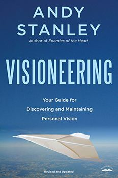 Visioneering book cover