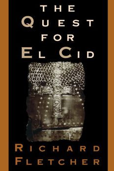 The Quest for El Cid book cover