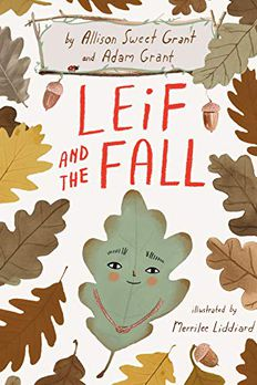Leif and the Fall book cover