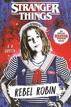 Rebel Robin book cover