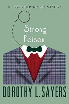 Strong Poison book cover