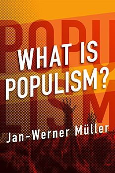 What Is Populism? book cover