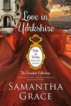 Love in Yorkshire book cover