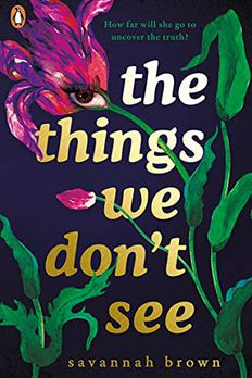 The Things We Don't See book cover